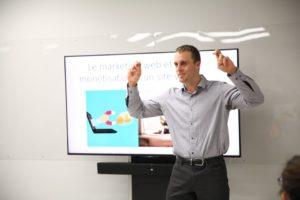 SEO marketing web et monétisation