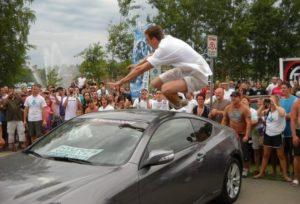 Webinar Ninja jump leap of faith
